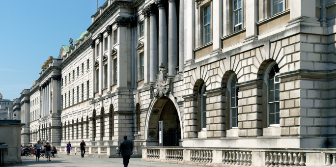 Somerset House Exterior 2