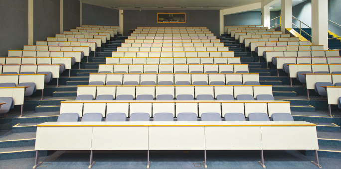 Gainsford lecture theatre