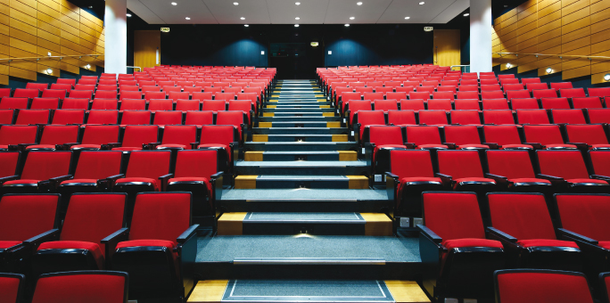 Guys Lecture theatre 1