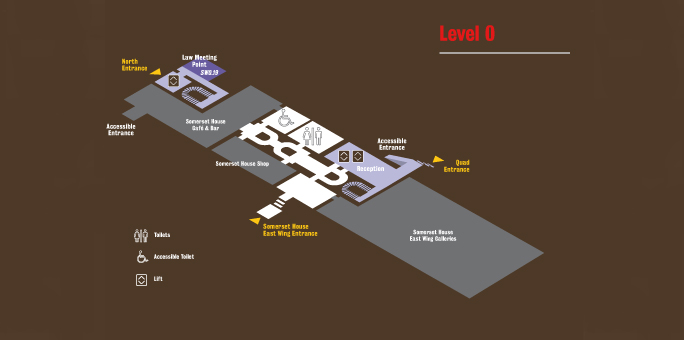 Floor plan level 0
