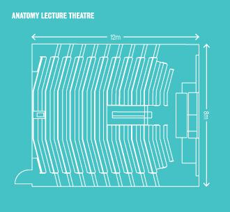 Anatomy Lecture Theatre King S Venues